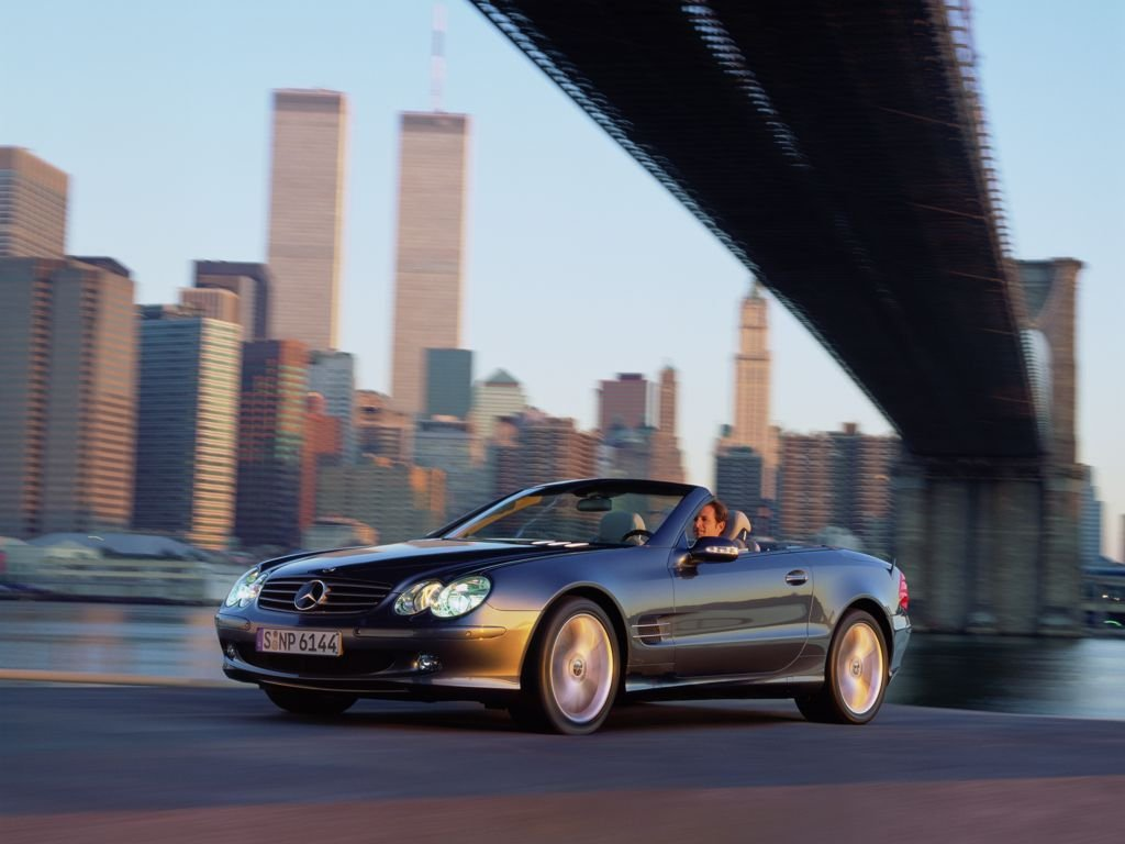 Mercedes-Benz SL photo 14698