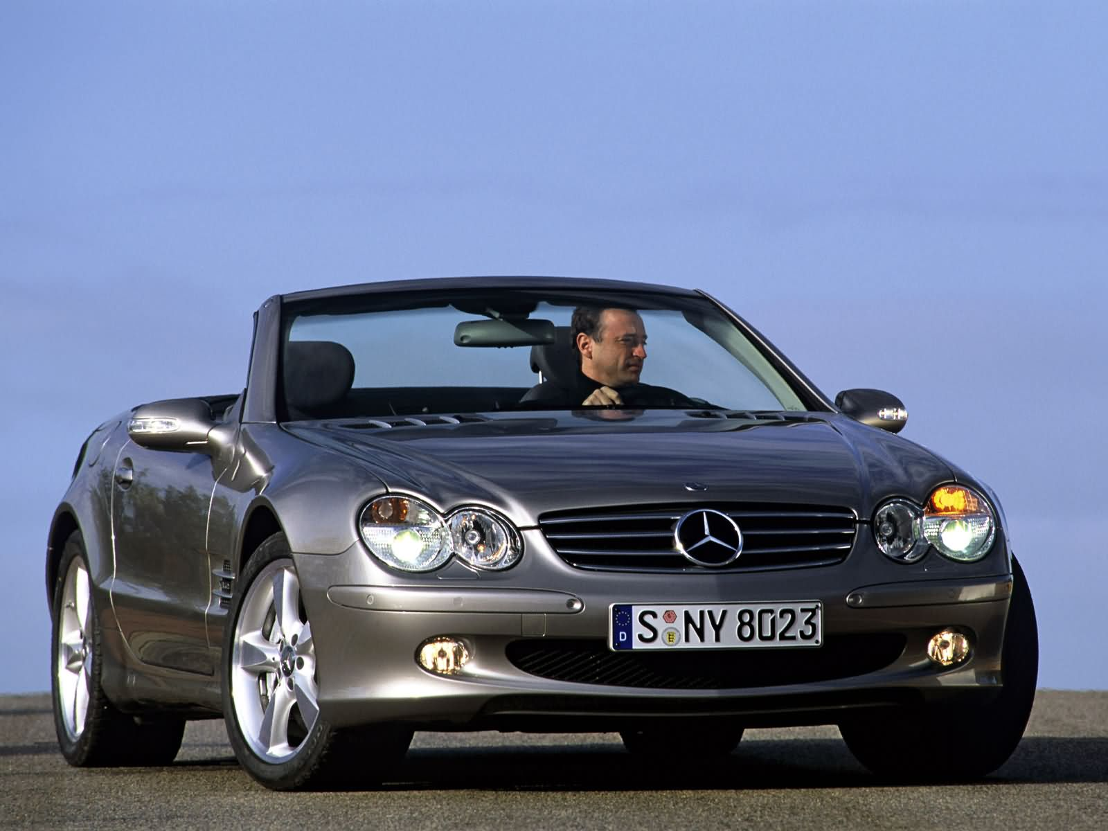 Mercedes-Benz SL photo 4431