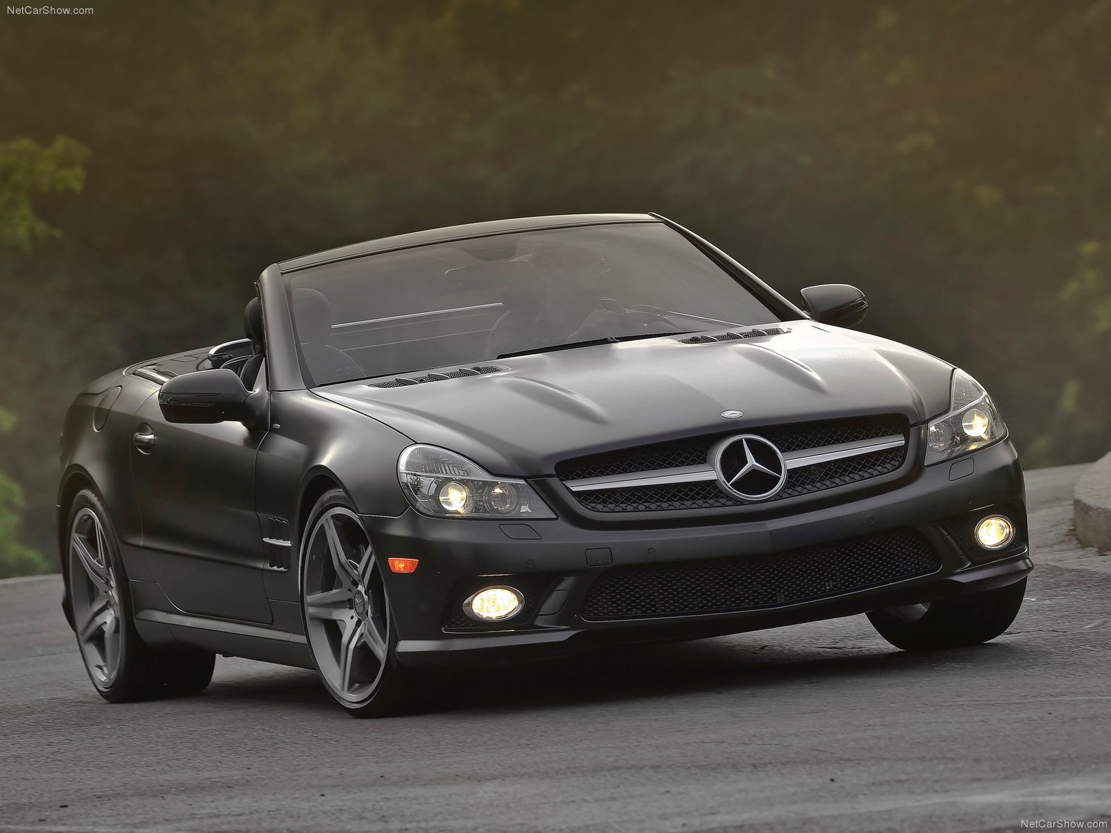 Mercedes-Benz SL photo 79677