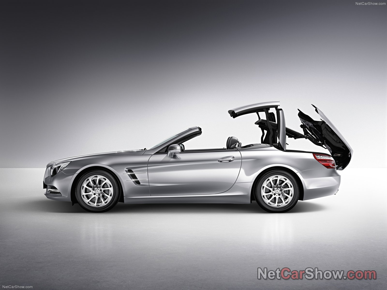 Mercedes-Benz SL photo 89815