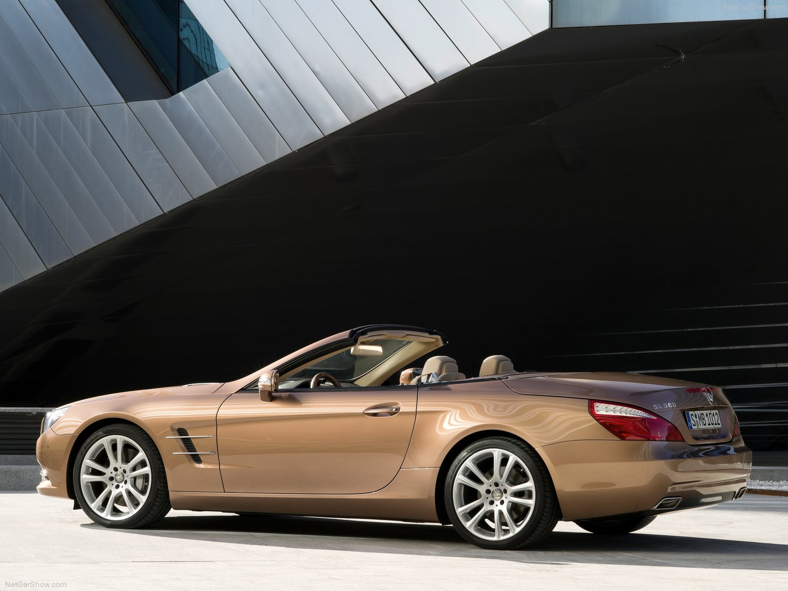 Mercedes-Benz SL photo 89827