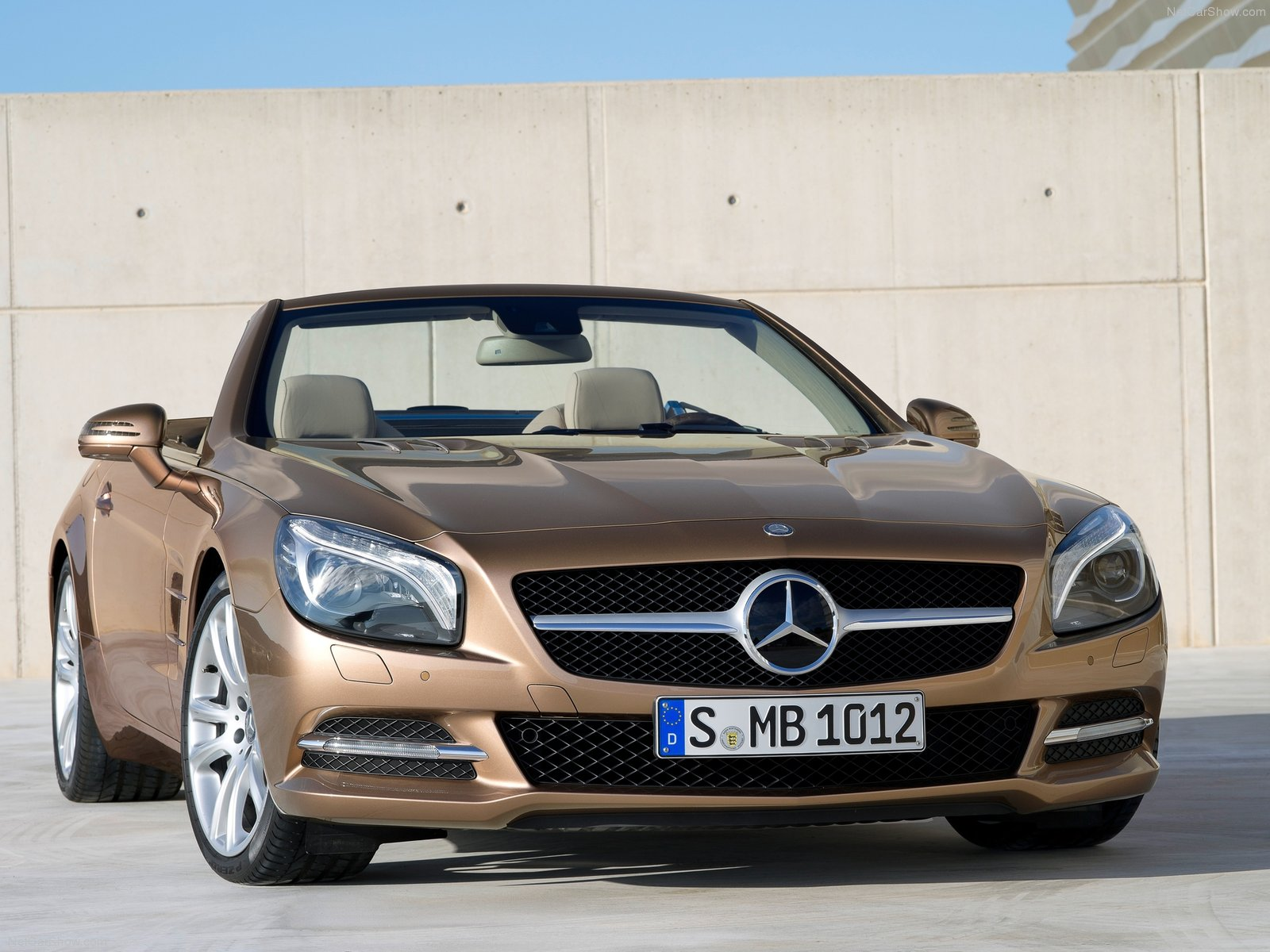Mercedes-Benz SL photo 89919