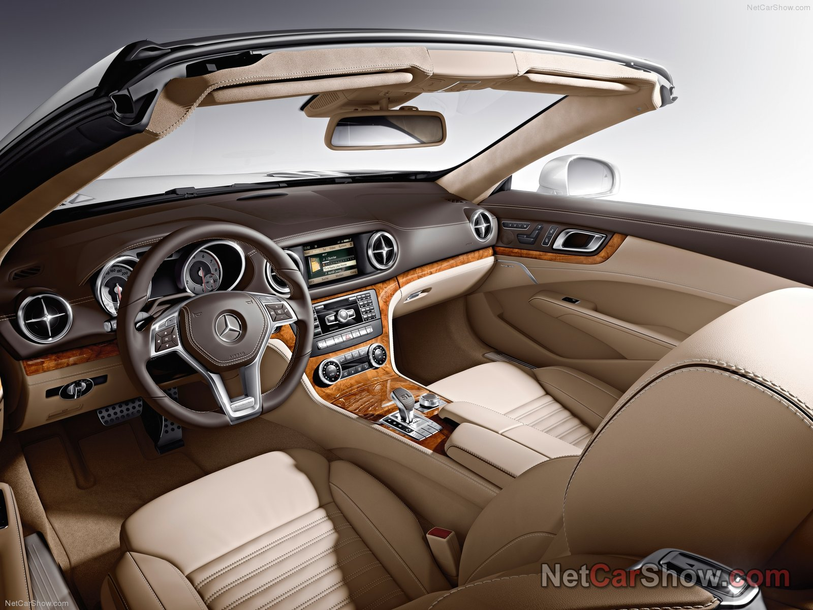 Mercedes-Benz SL photo 89922
