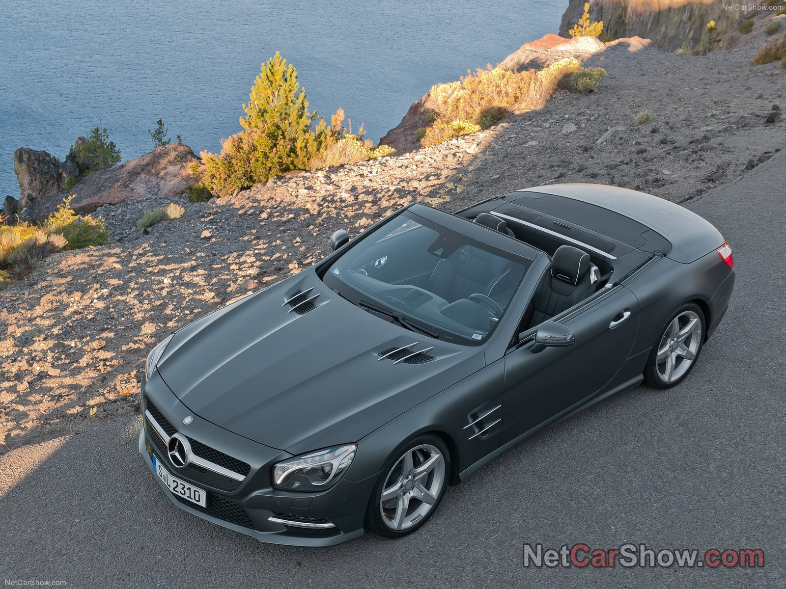 Mercedes-Benz SL photo 89923
