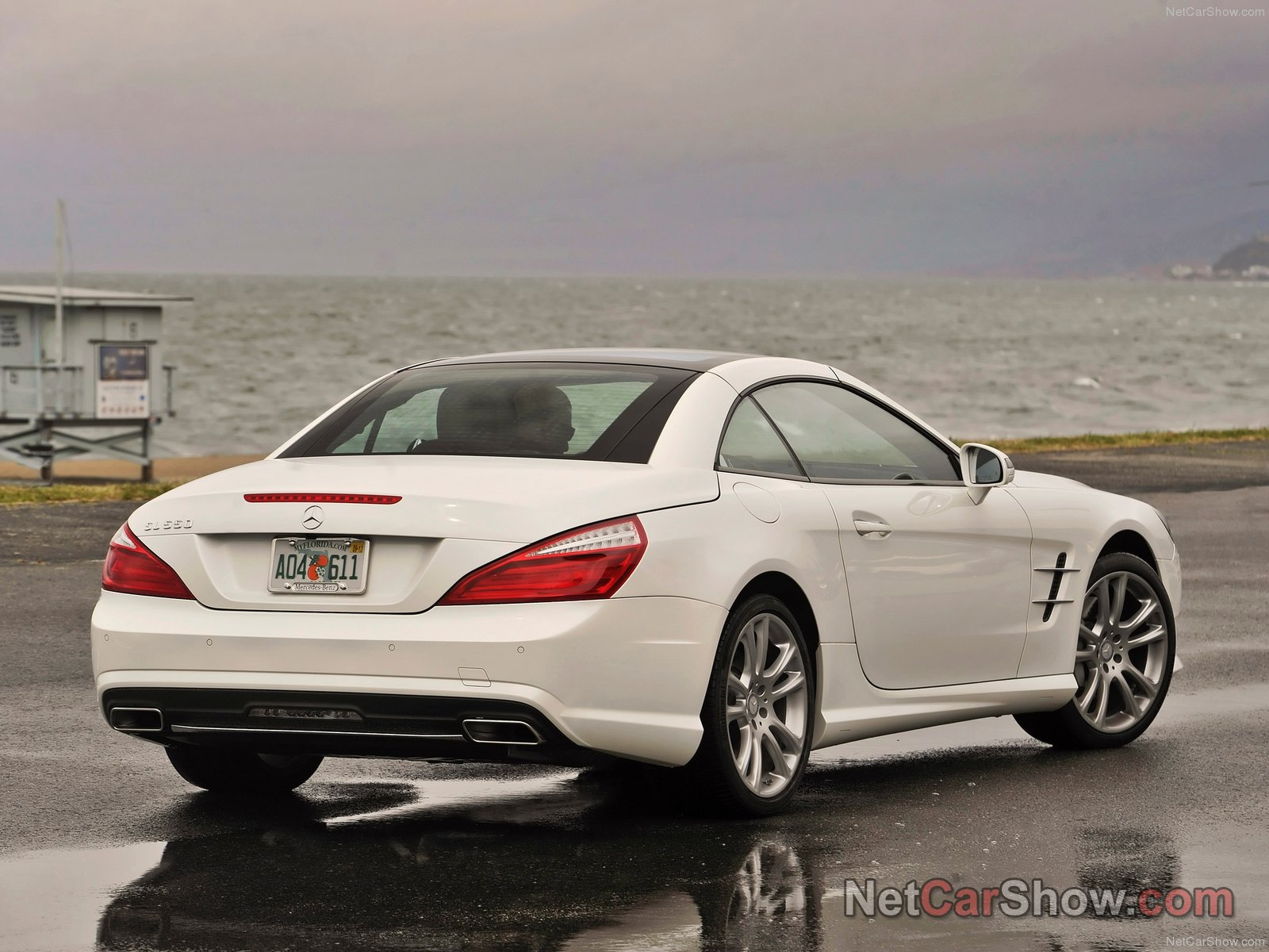 Mercedes-Benz SL550 photo 91288