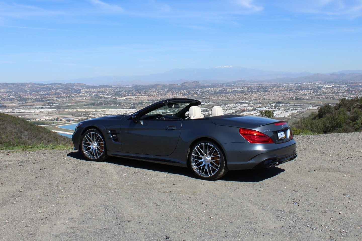Mercedes-Benz SL63 AMG photo 161902