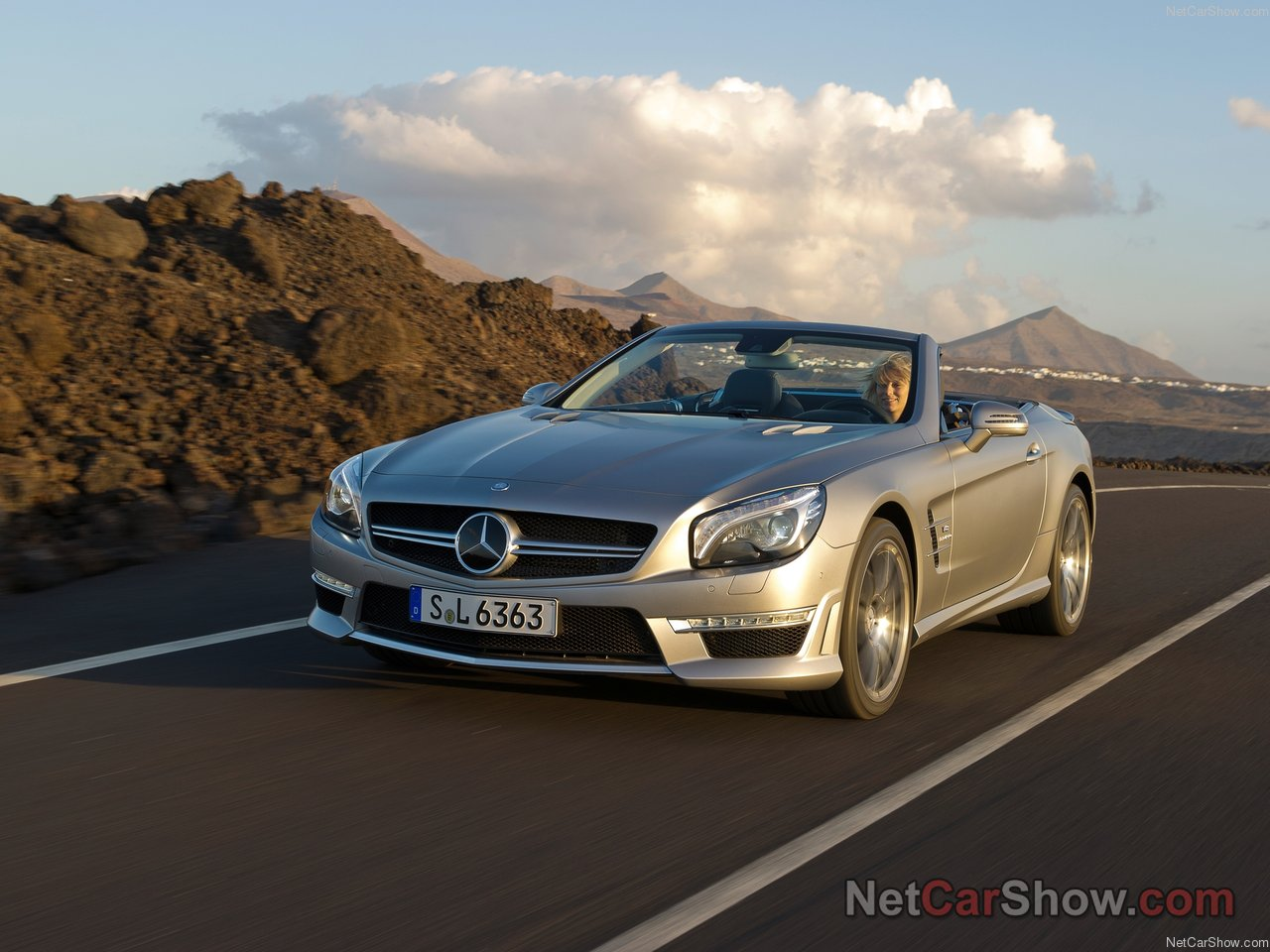 Mercedes-Benz SL63 AMG photo 89168