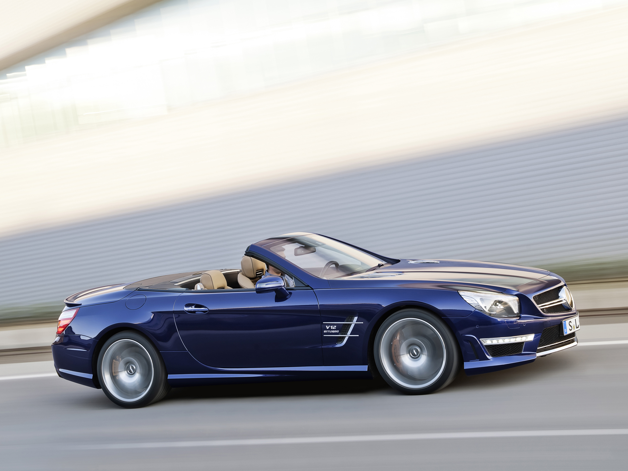 Mercedes-Benz SL65 AMG photo 90109