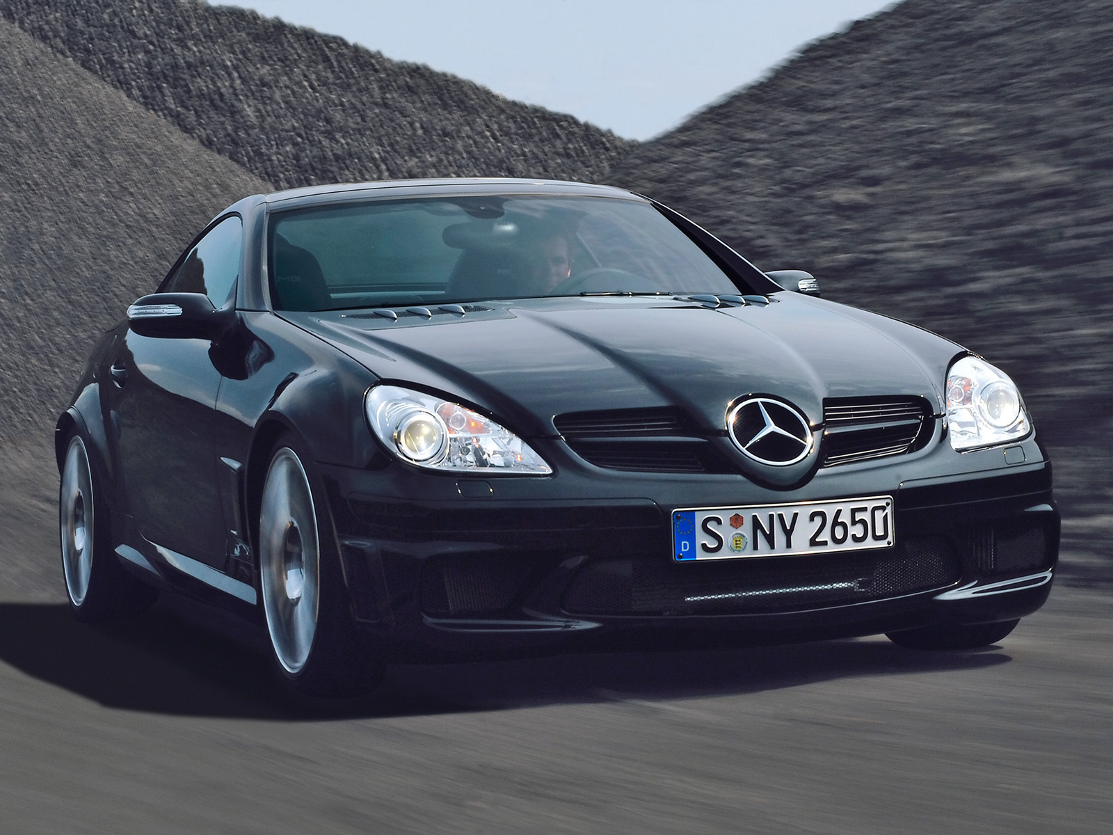 Mercedes-Benz SLK AMG photo 37306