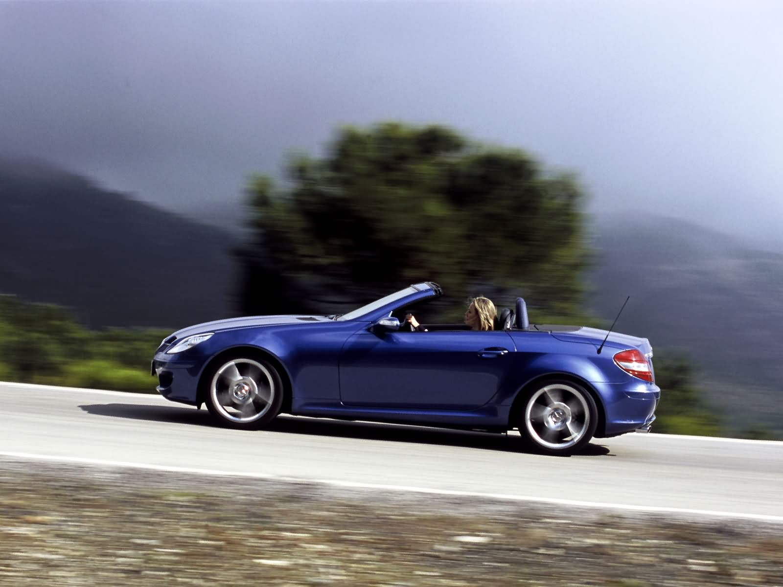 Mercedes-Benz SLK photo 7235