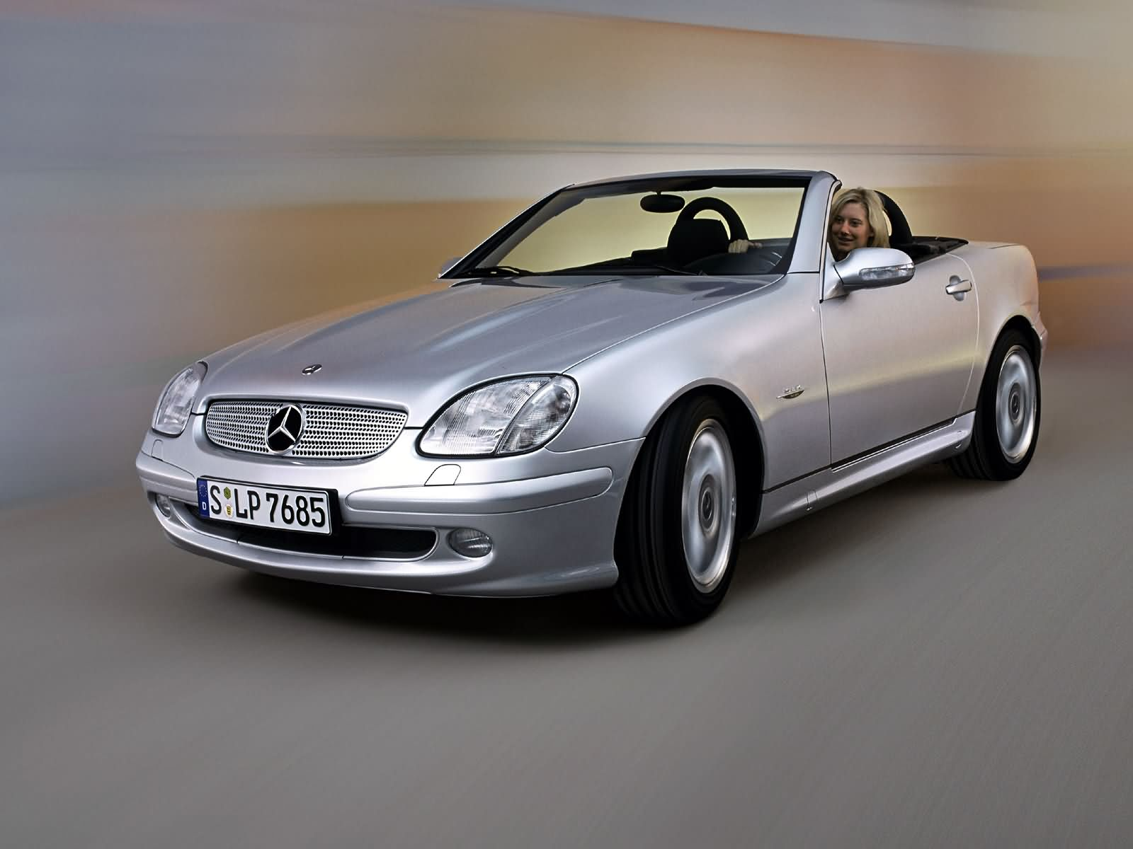 Mercedes-Benz SLK photo 7249