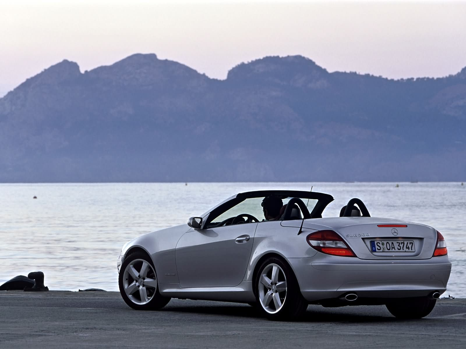 Mercedes-Benz SLK200 photo 7228