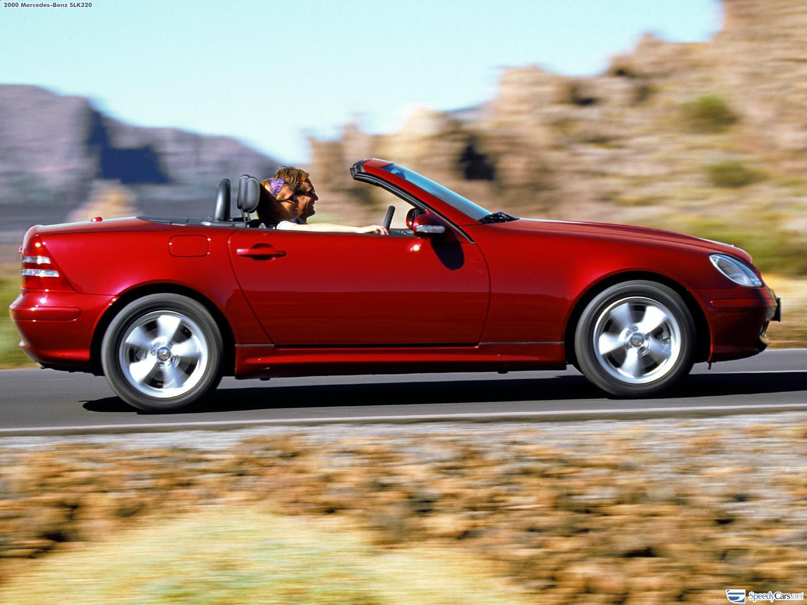 Mercedes-Benz SLK320 photo 7256