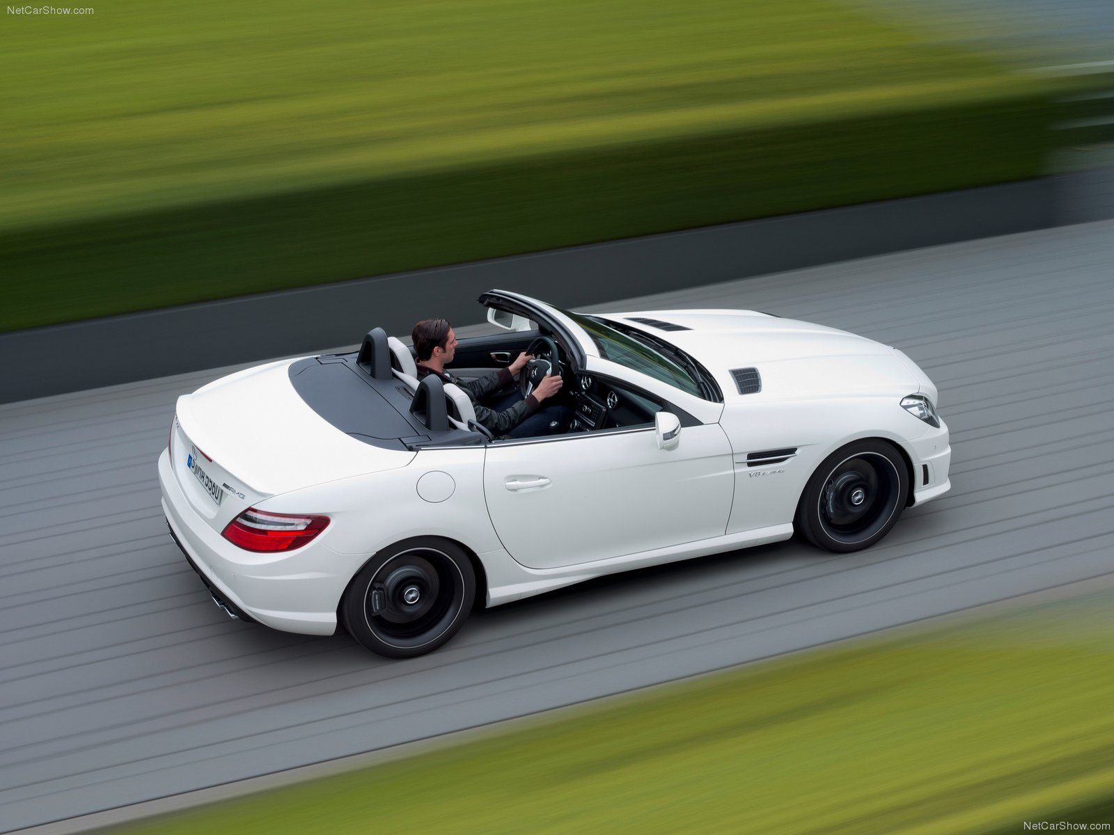 Mercedes-Benz SLK55 AMG photo 83306