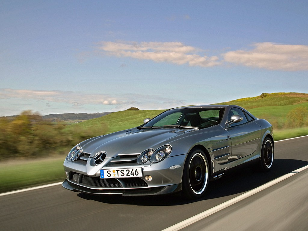 Mercedes-Benz SLR McLaren photo 37072