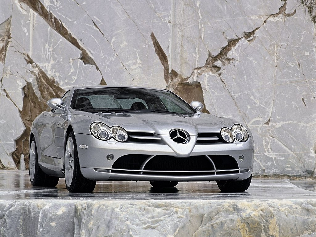 Mercedes-Benz SLR photo 1050