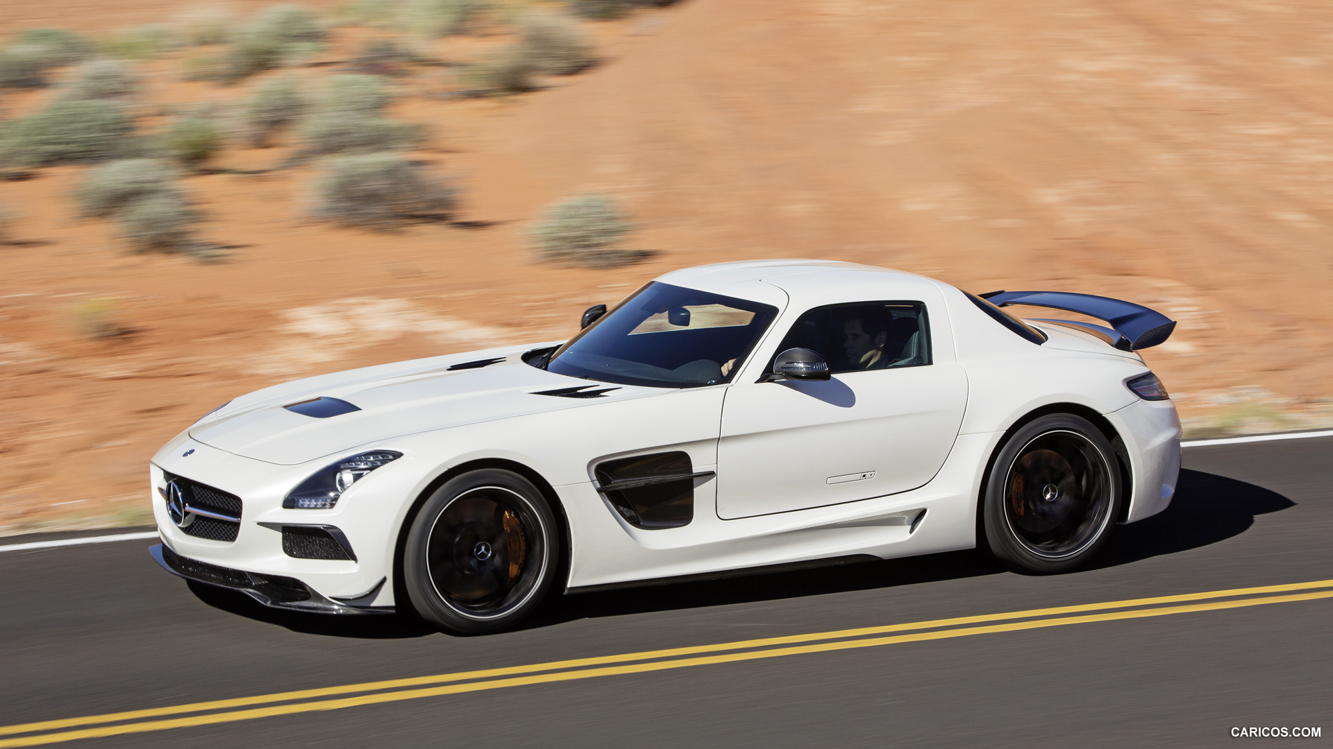 Mercedes-Benz SLS AMG Coupe Black Series photo 109247