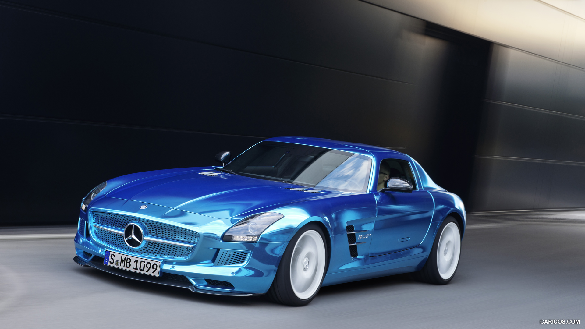 Mercedes-Benz SLS AMG Coupe Electric Drive photo 109217
