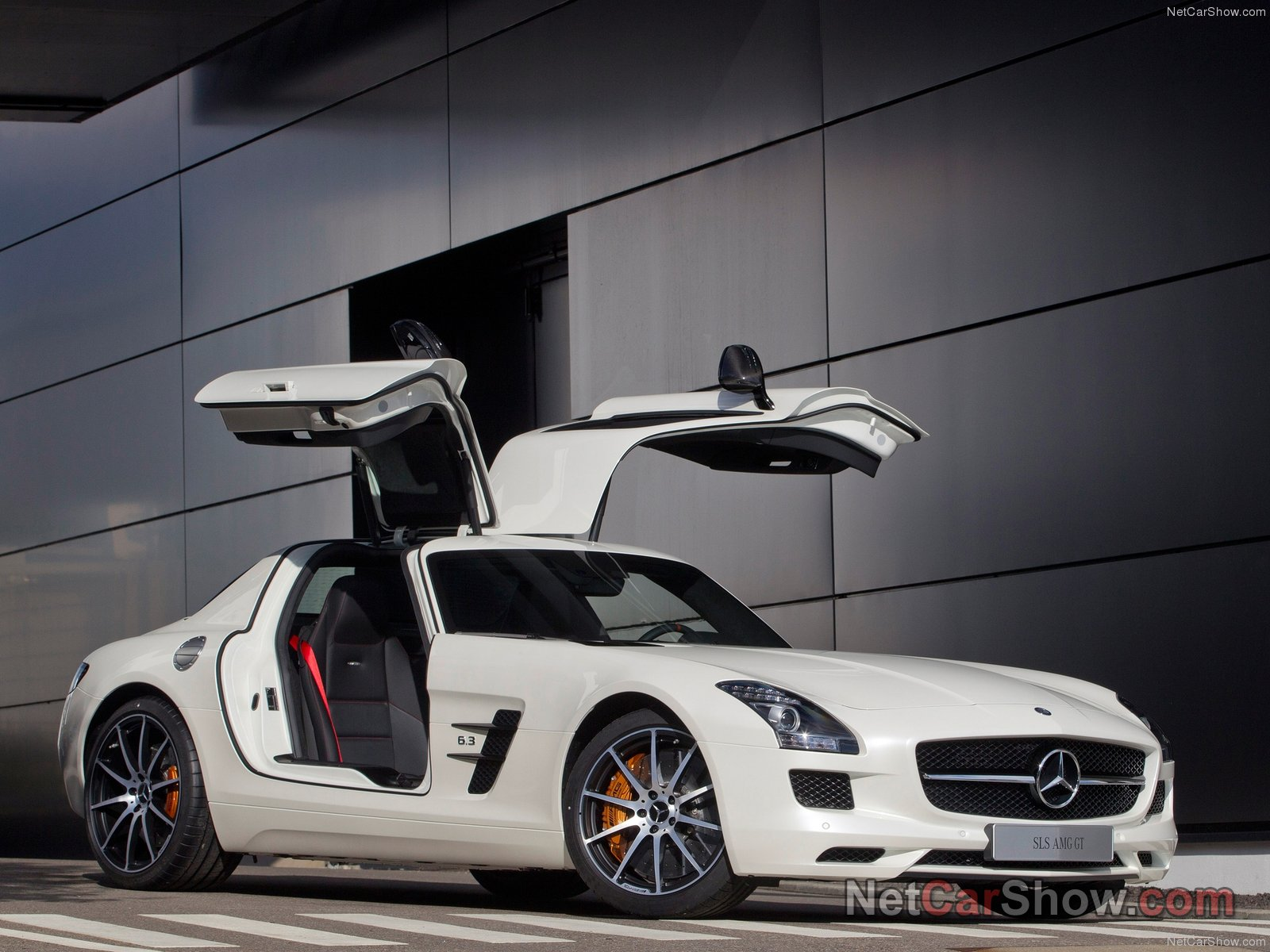 Mercedes-Benz SLS AMG GT photo 93044