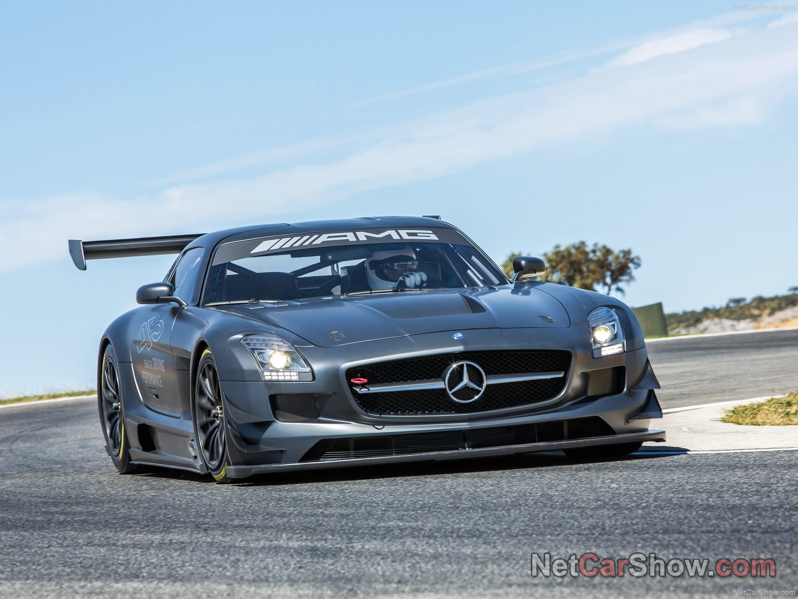 Mercedes-Benz SLS AMG GT3 photo 96305