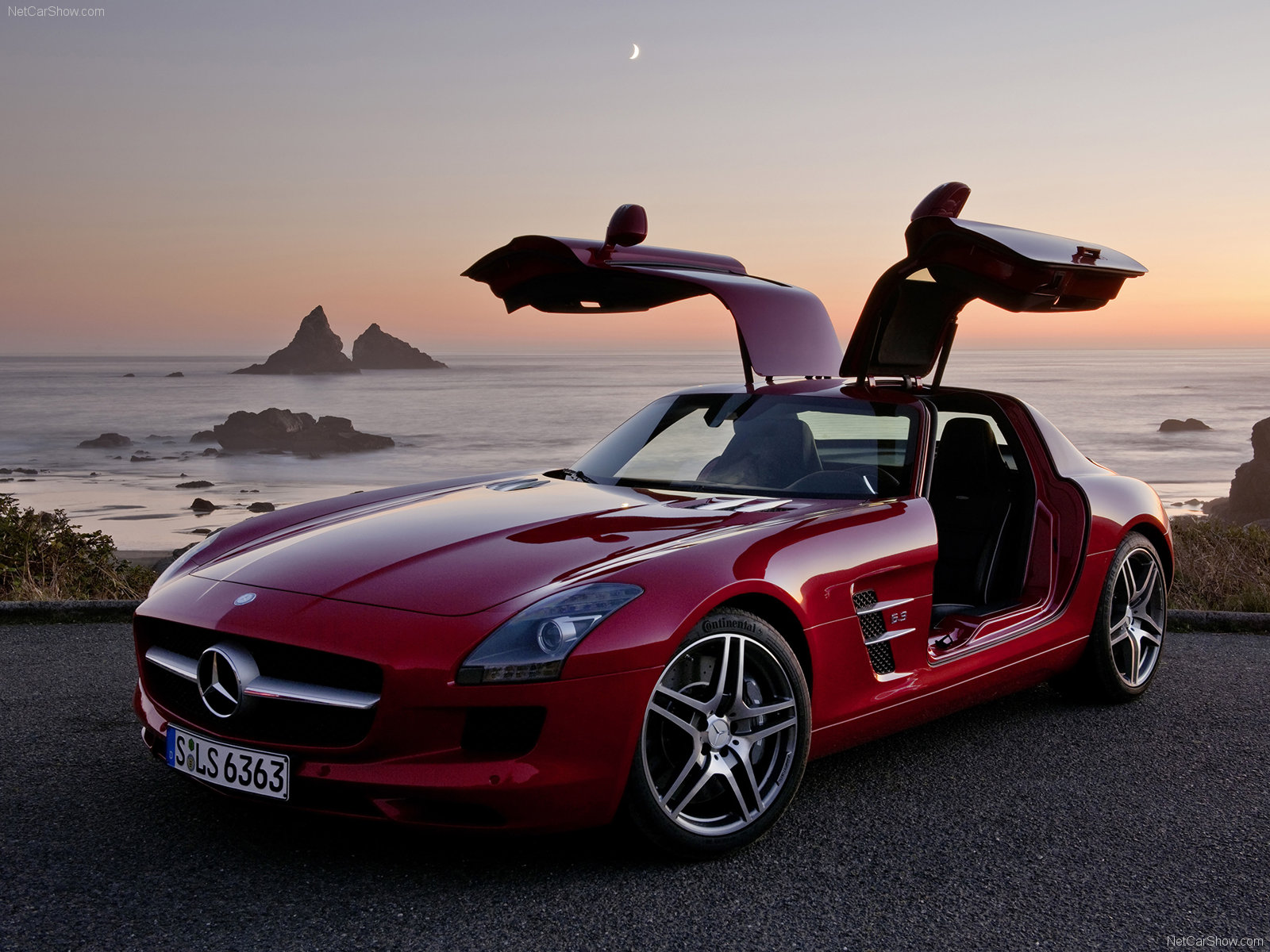 Mercedes-Benz SLS AMG photo 68902