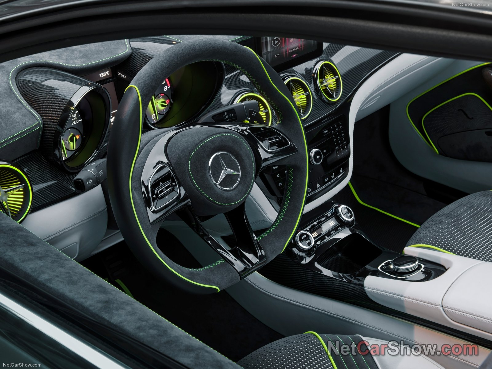 Mercedes Benz Style Coupe