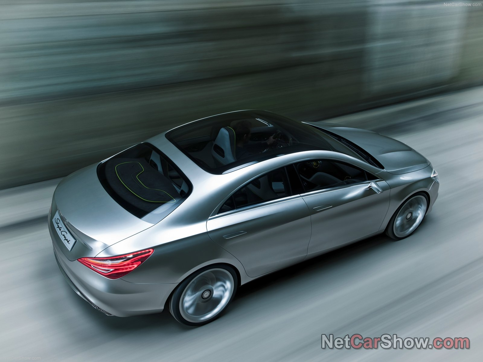 Mercedes-Benz Style Coupe photo 91194