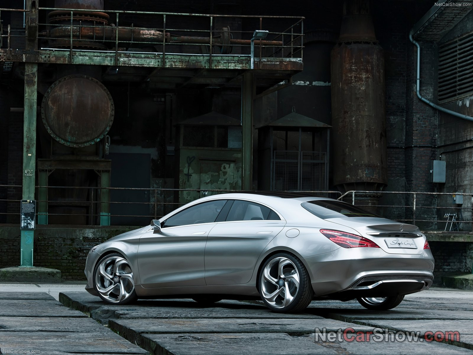 Mercedes-Benz Style Coupe photo 91205