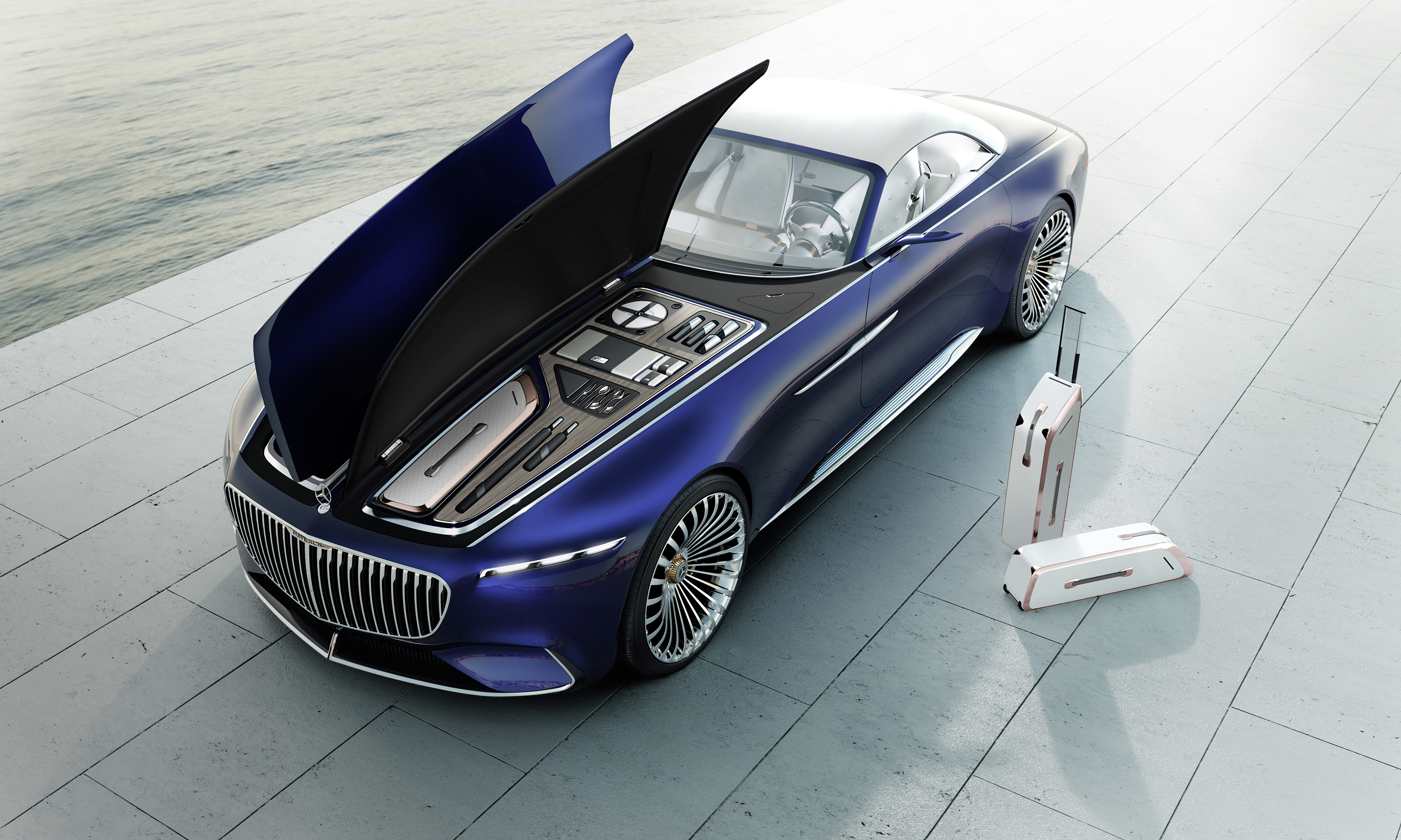 Mercedes-Benz Vision 6 photo 180768