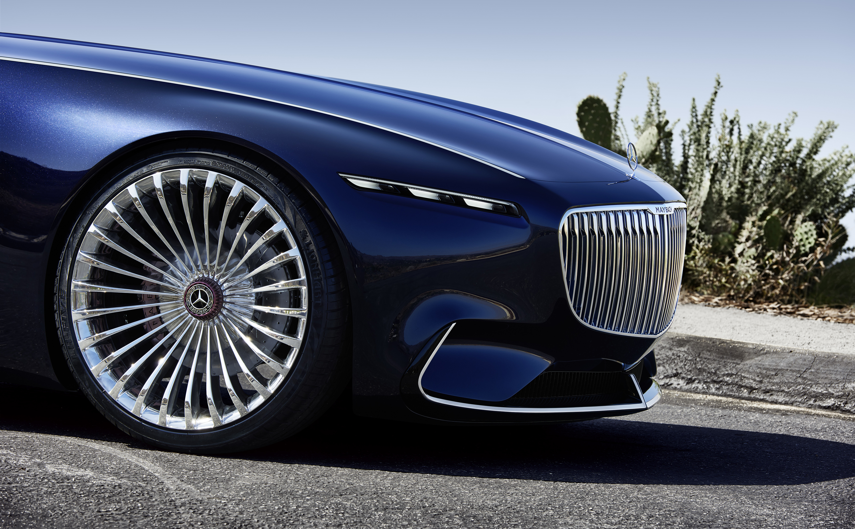Mercedes-Benz Vision 6 photo 180772