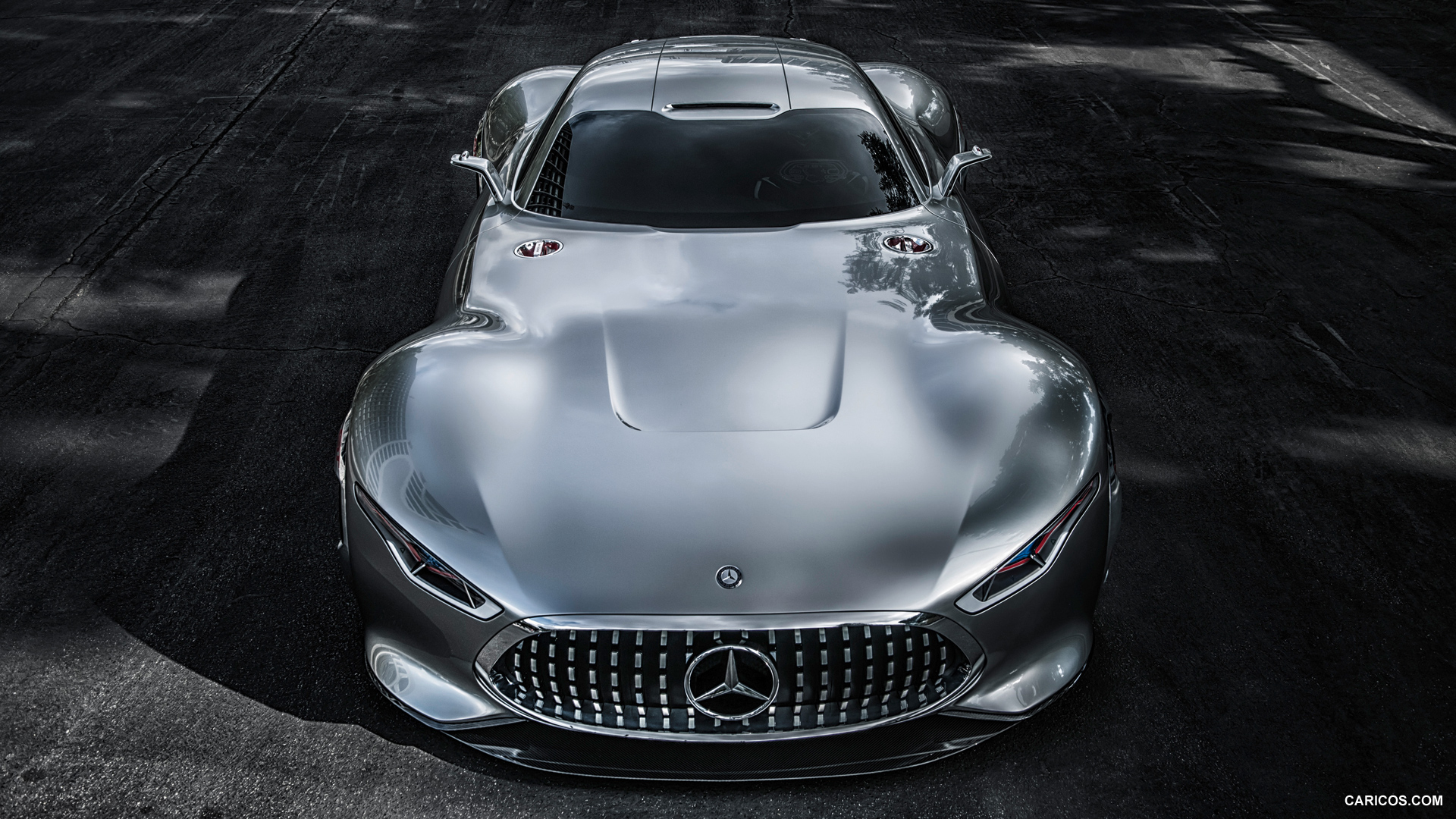 Mercedes-Benz Vision Gran Turismo Concept photo 106777