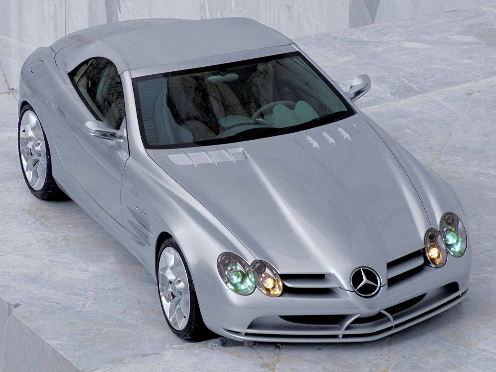 Mercedes-Benz Vision SLR photo 37148