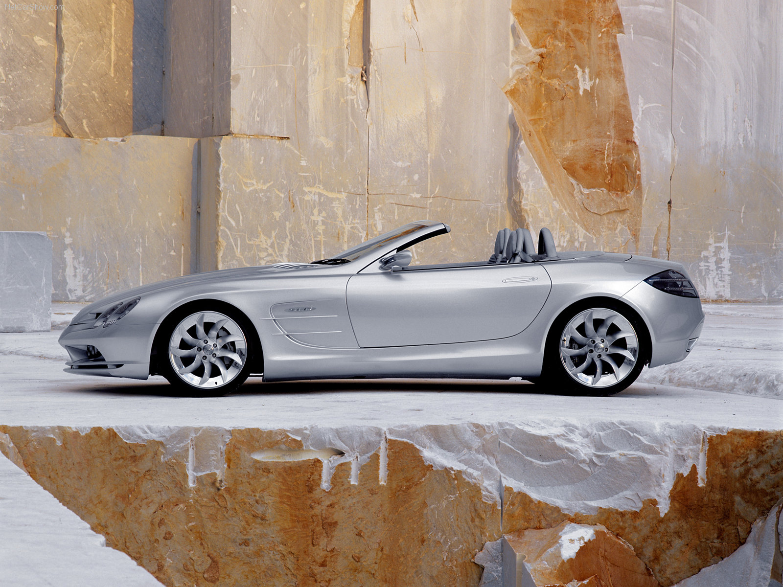 Mercedes-Benz Vision SLR photo 37150