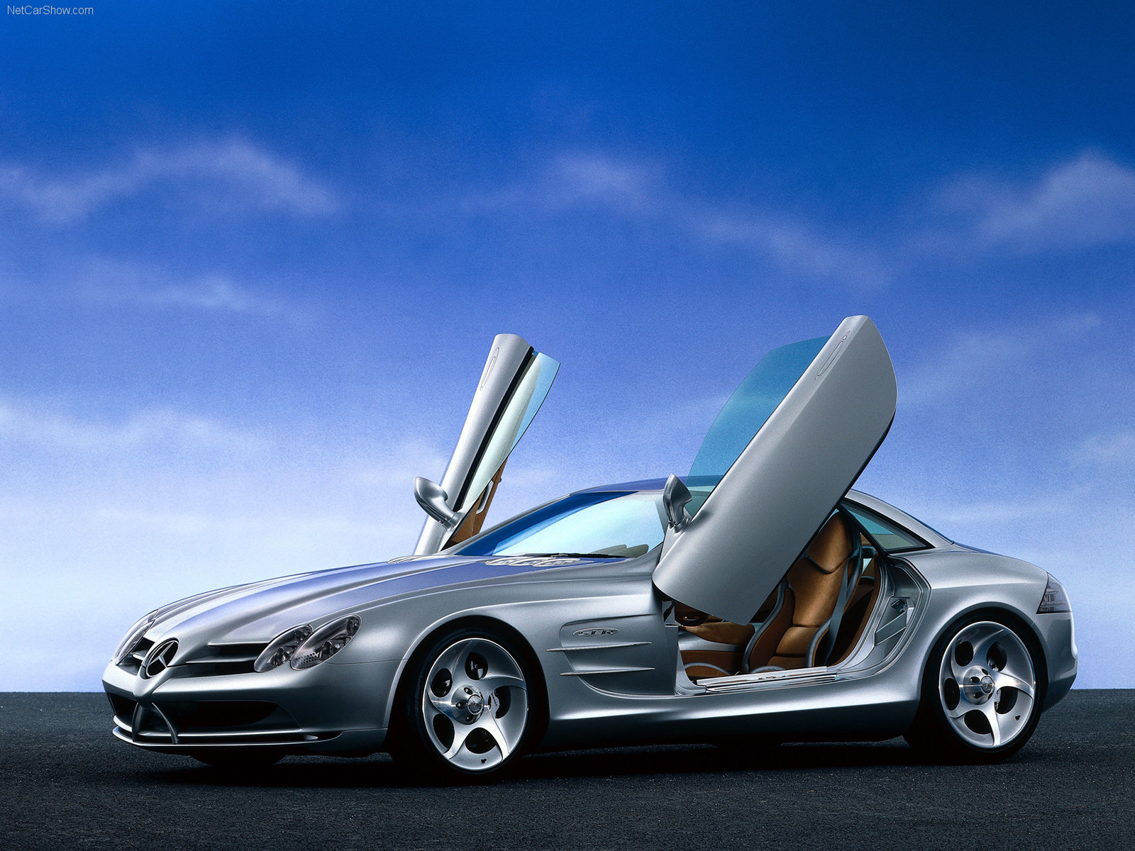 Mercedes-Benz Vision SLR photo 37159