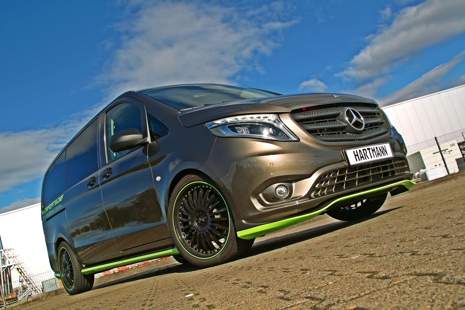Mercedes-Benz Vito photo 132115