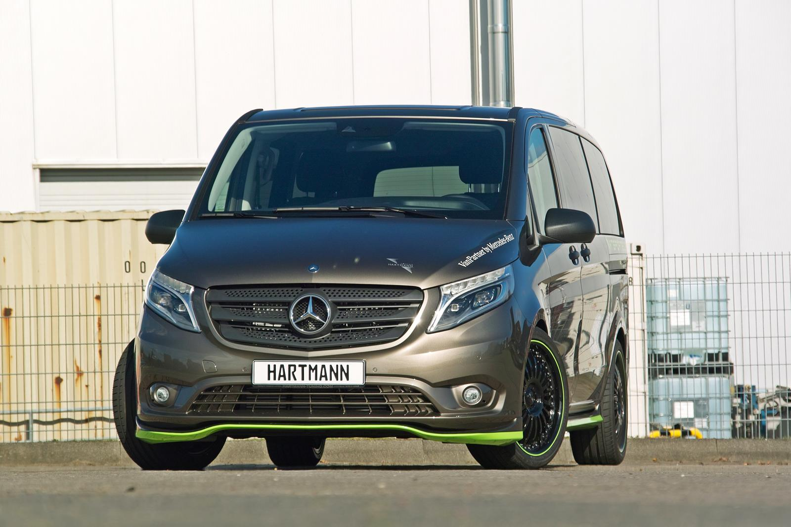 Mercedes-Benz Vito photo 132118