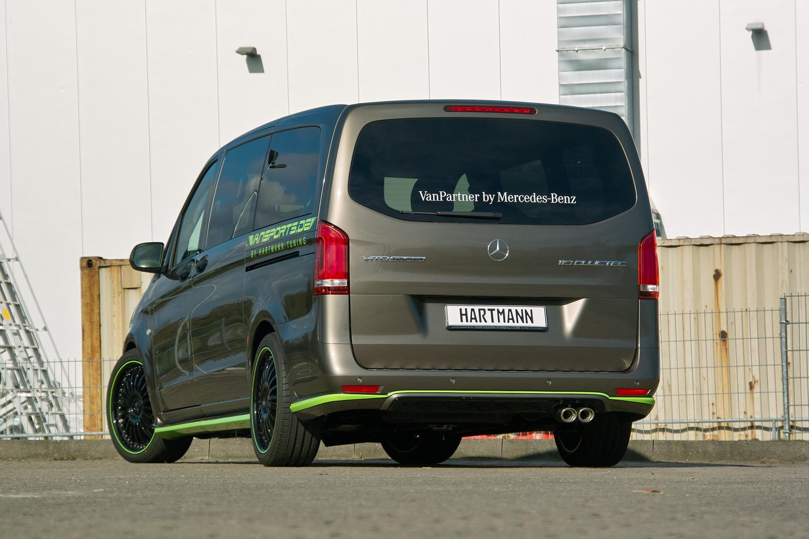 Mercedes-Benz Vito photo 132128