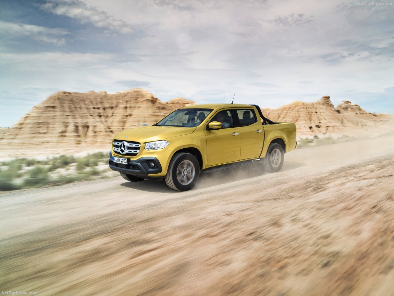 Mercedes-Benz X-Class photo 179668
