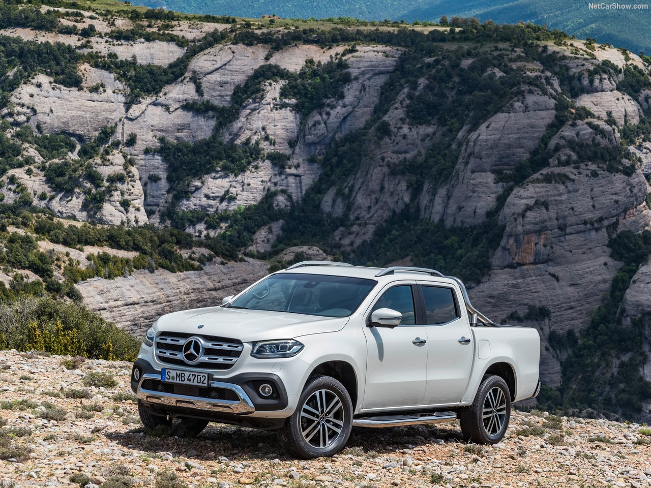 Mercedes-Benz X-Class photo 179676