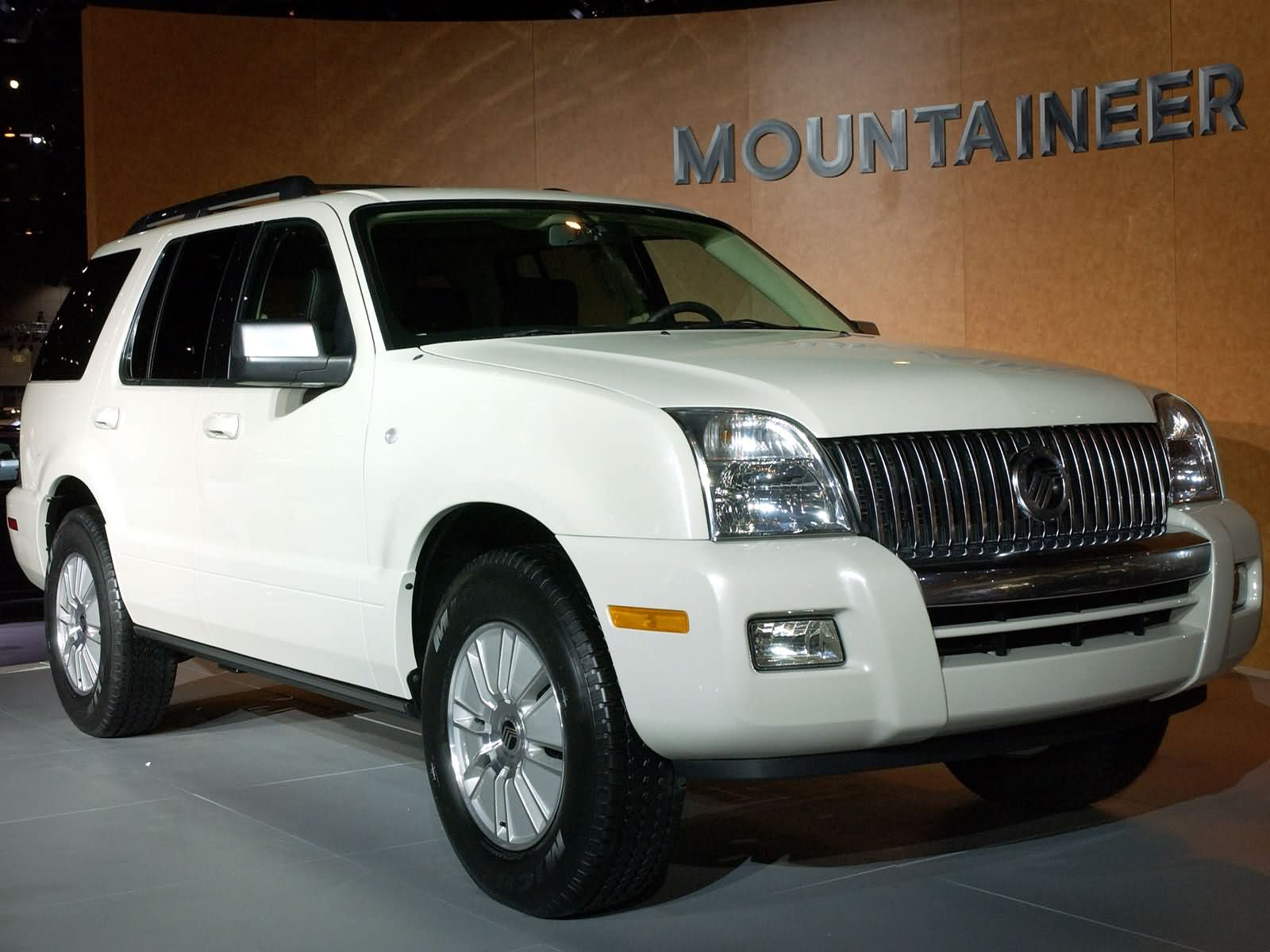 Mercury Mountaineer photo 21367