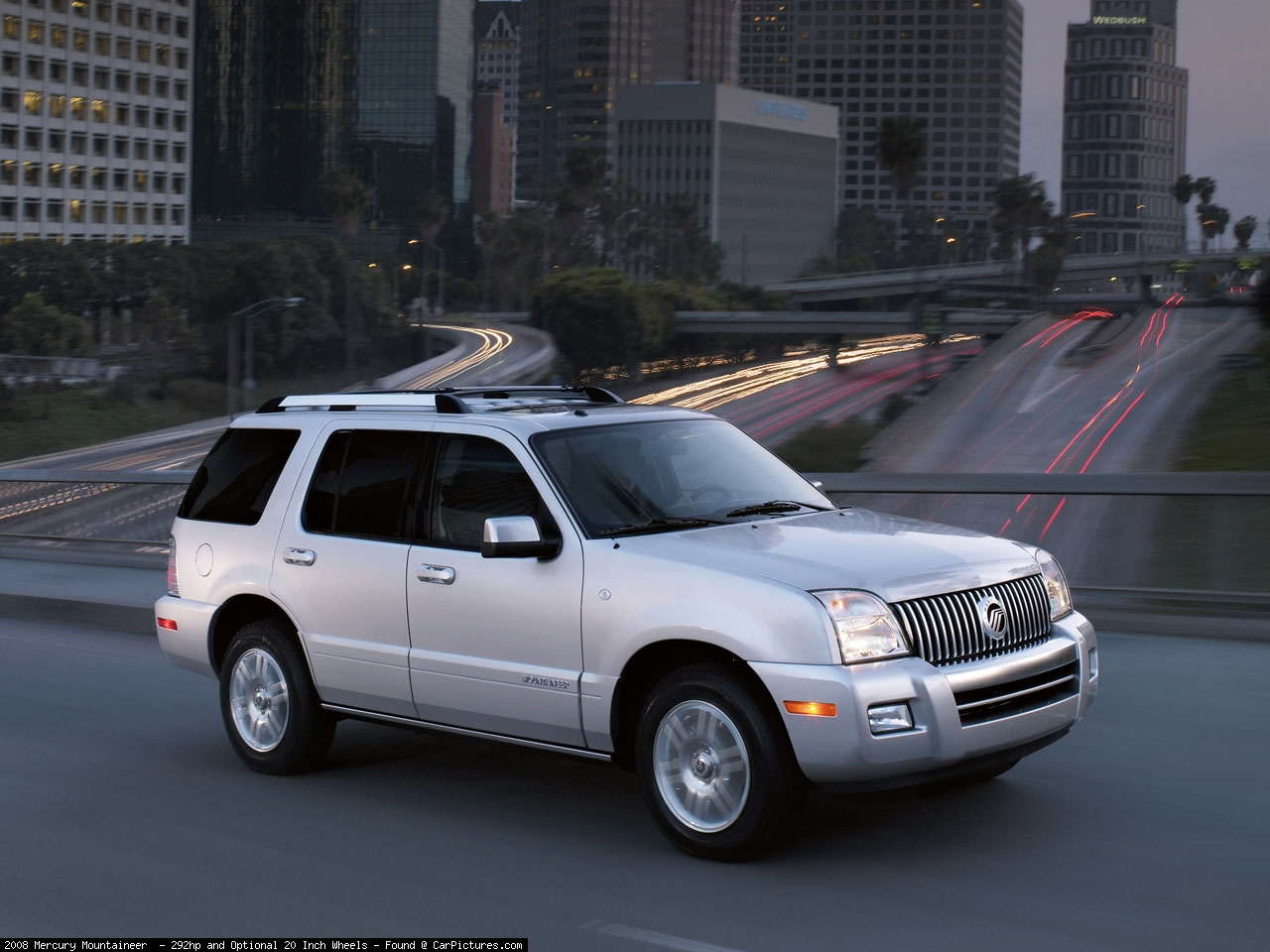 Mercury Mountaineer photo 46047