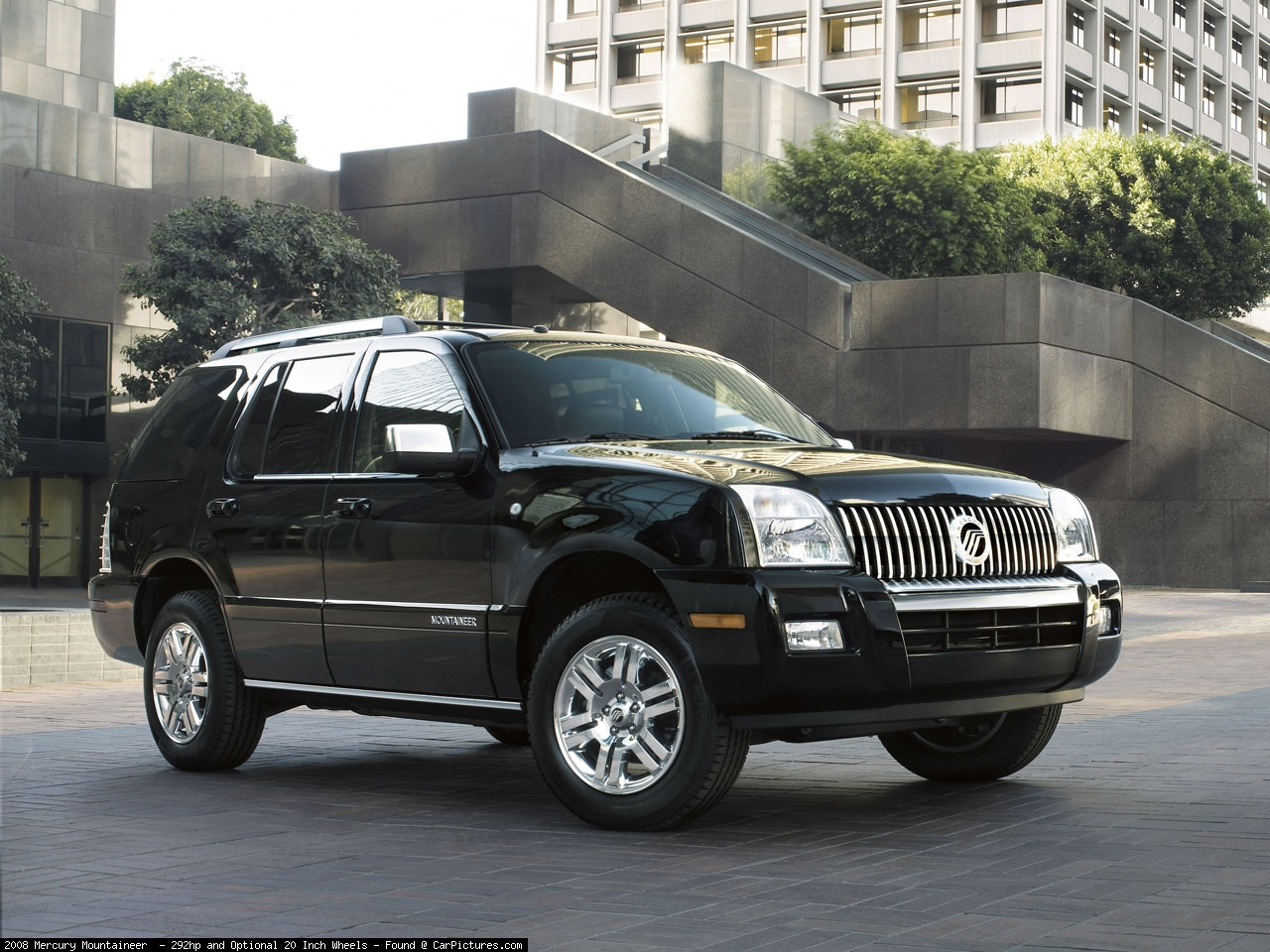 Mercury Mountaineer photo 46050