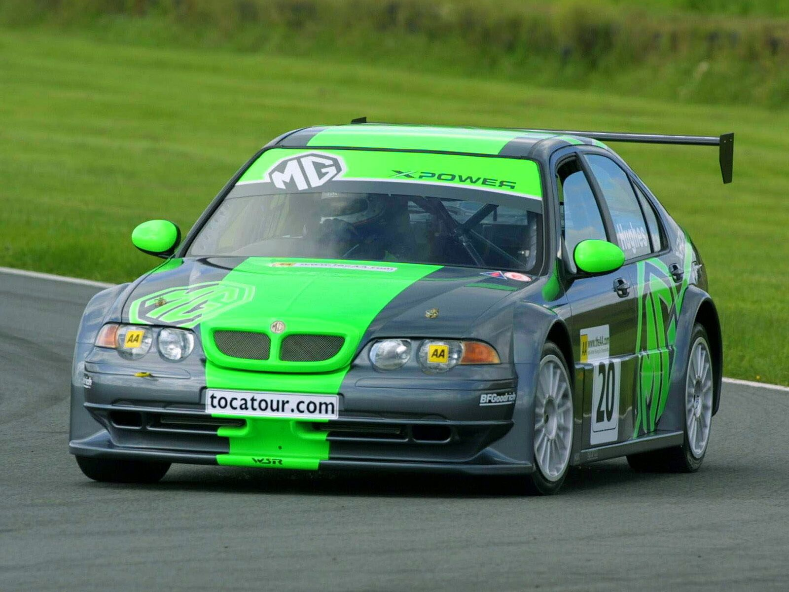 MG MG Racing photo 9257