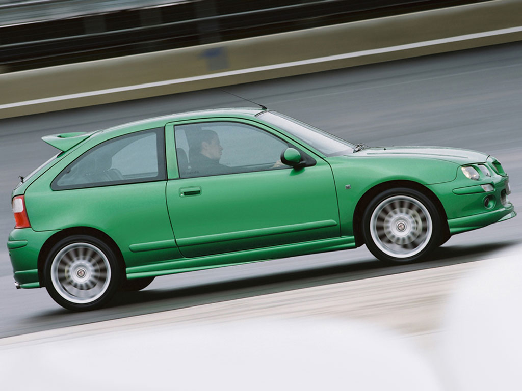MG ZR photo 17758