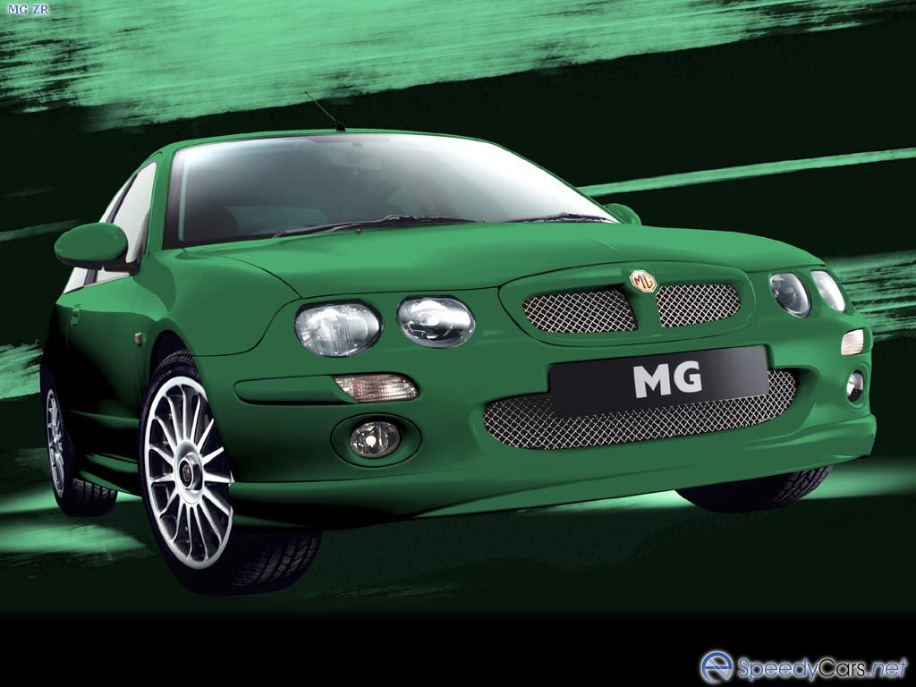 MG ZR photo 2310