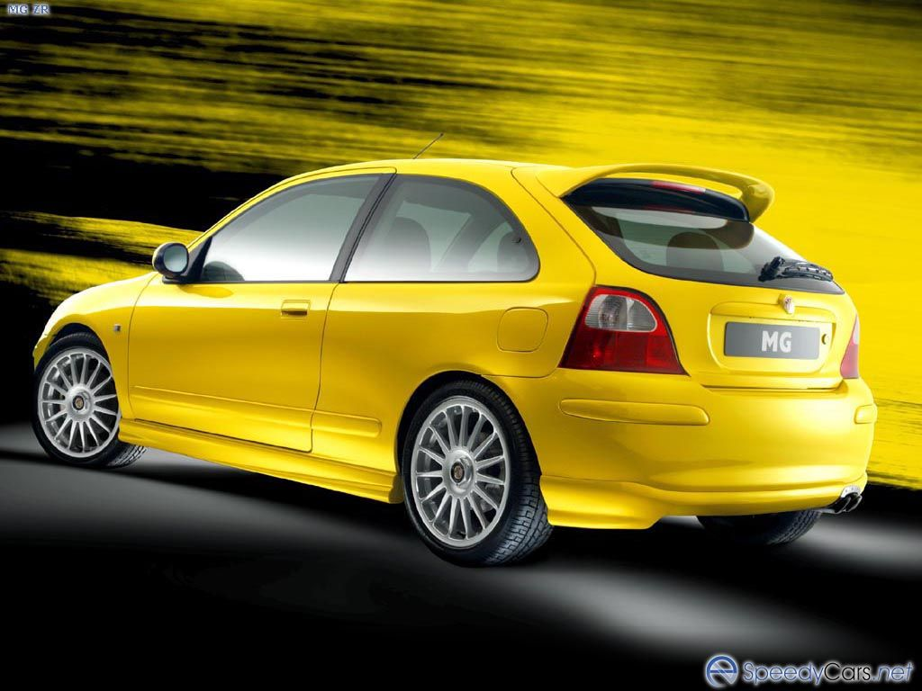 MG ZR photo 2311