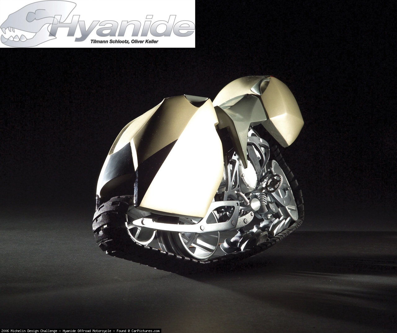 Michelin Design Hyanide Offroad Motorcycle photo 44649