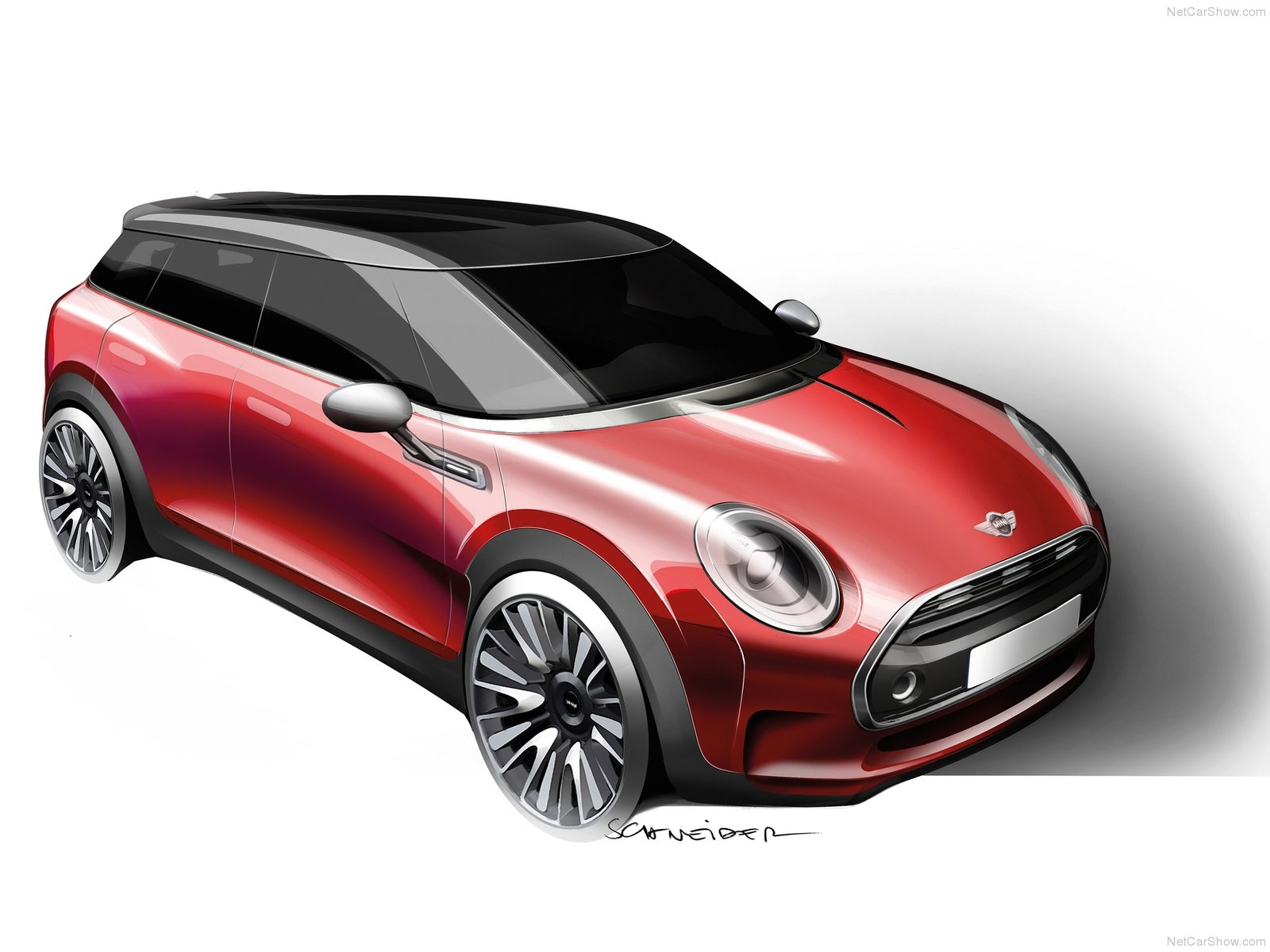 Mini Clubman Concept photo 109544
