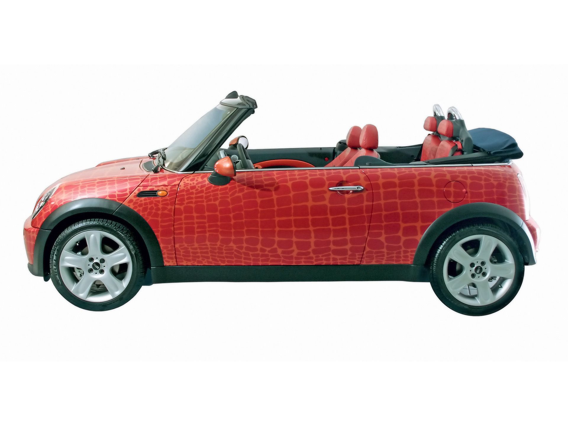 Mini Cooper Convertible photo 5781