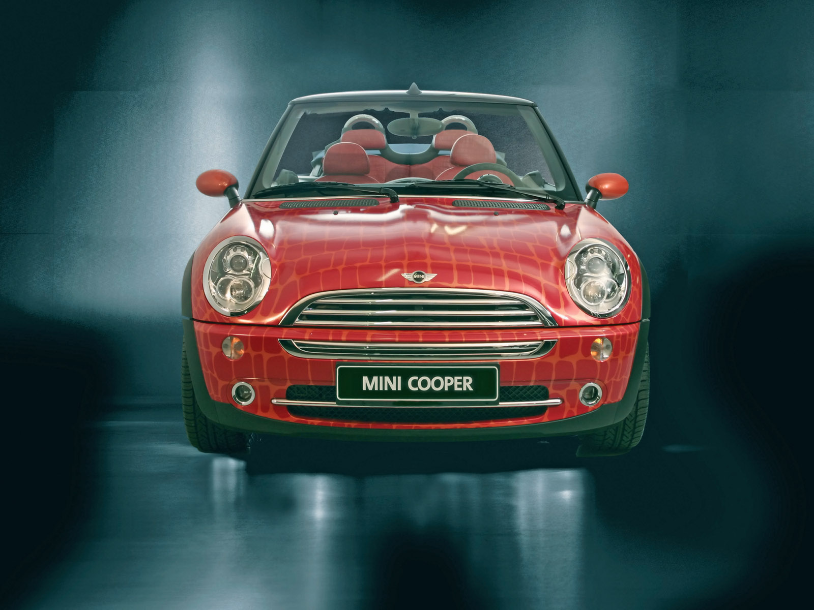 Mini Cooper Convertible photo 5785
